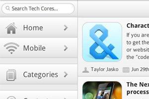 Web Design Critique #83: Tech Cores