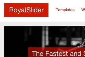 Web Design Critique #84: RoyalSlider