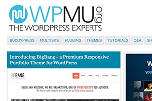 Web Design Critique #86: WPMU