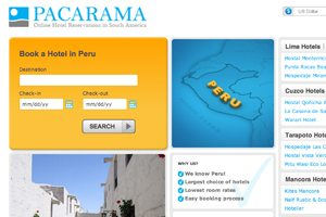 Web Design Critique #87: Pacarama Peru