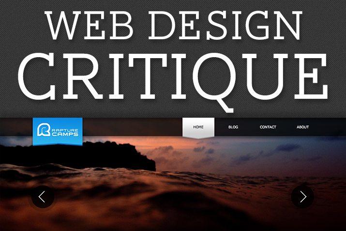 Web Design Critique #93: Surfcamp Portugal