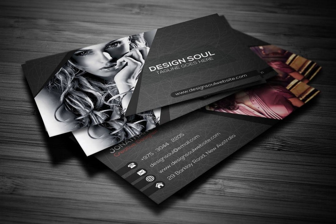 photography business cards  20 templates  u0026 ideas