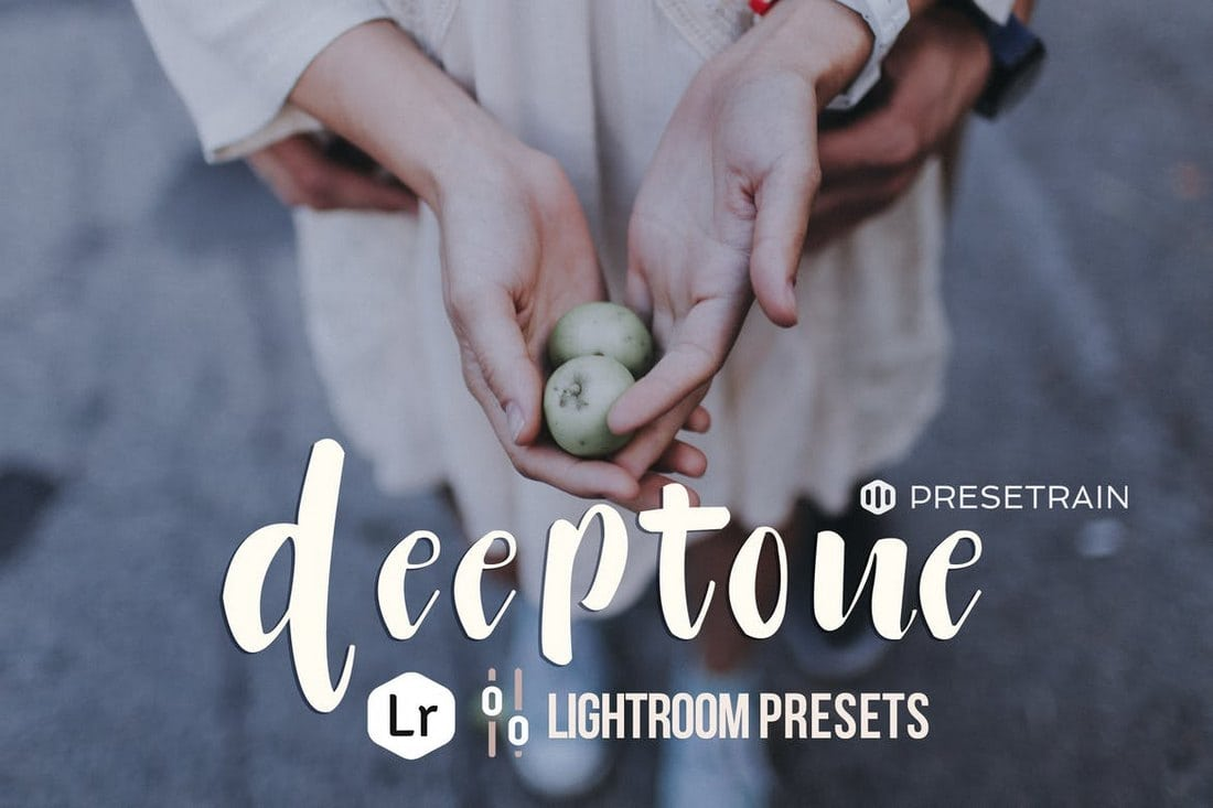 Deeptone-Lightroom-Presets-1 50+ Best Lightroom Presets for Portraits (Free & Pro) 2020 design tips