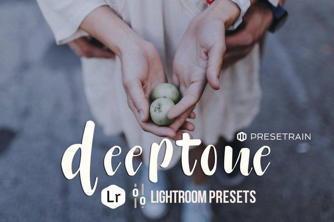 Deeptone-Lightroom-Presets-1 20+ Best Lightroom Presets for Portraits design tips