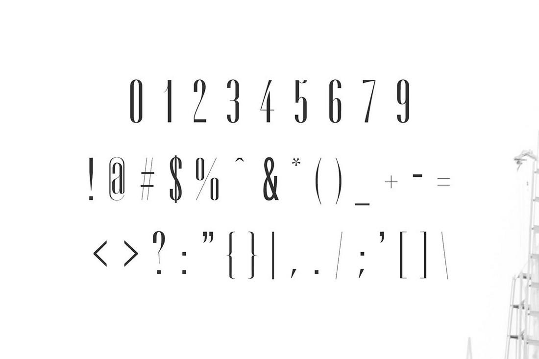 Devasia - Sans Serif Font Family Pack