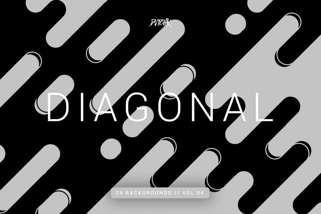 Diagonal-24-Rounded-Lines-Subtle-Backgrounds 30+ Best Subtle Black & White Background Textures design tips