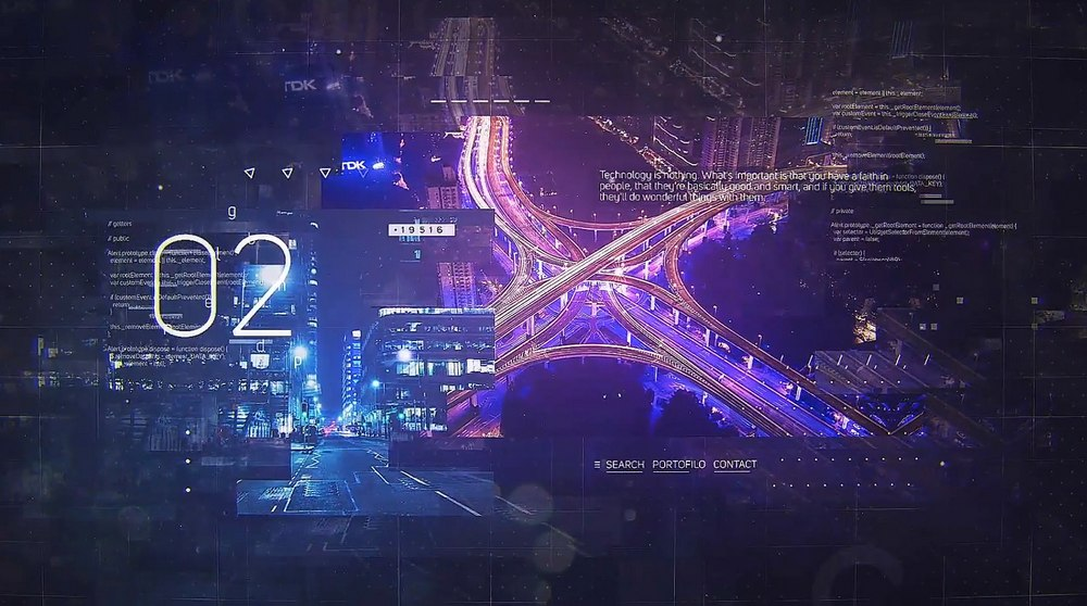 Digital Promo - Premiere Pro Template