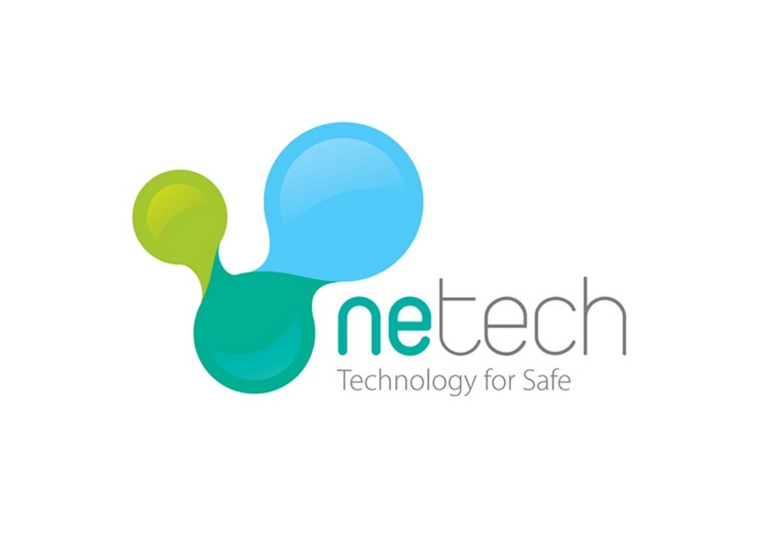 Digital Technology & Internet Logo Template