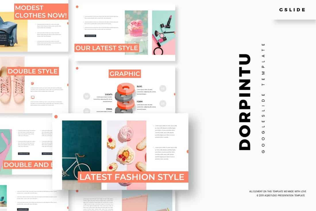 Dorpintu - Premium Google Slides Template