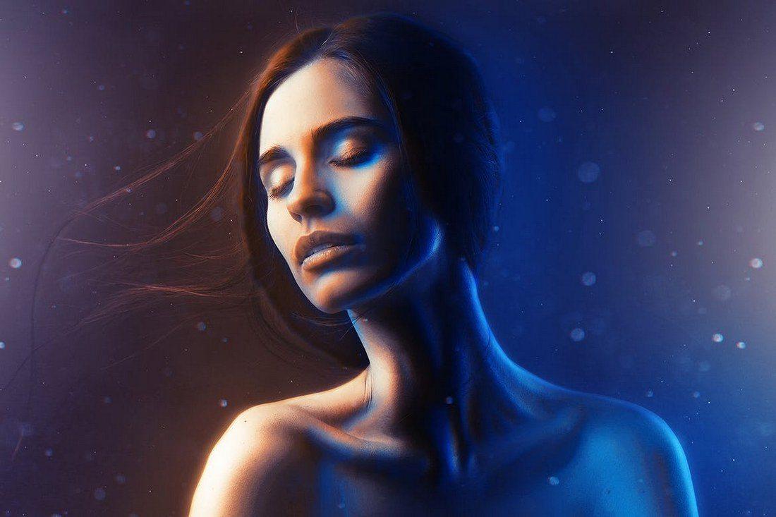 Double-Light-Photoshop-Action 20+ Best Portrait Photoshop Actions design tips