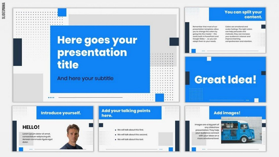 Dow-Free-Google-Slides-Template 25+ Best Free Google Slides Themes & Templates 2020 design tips