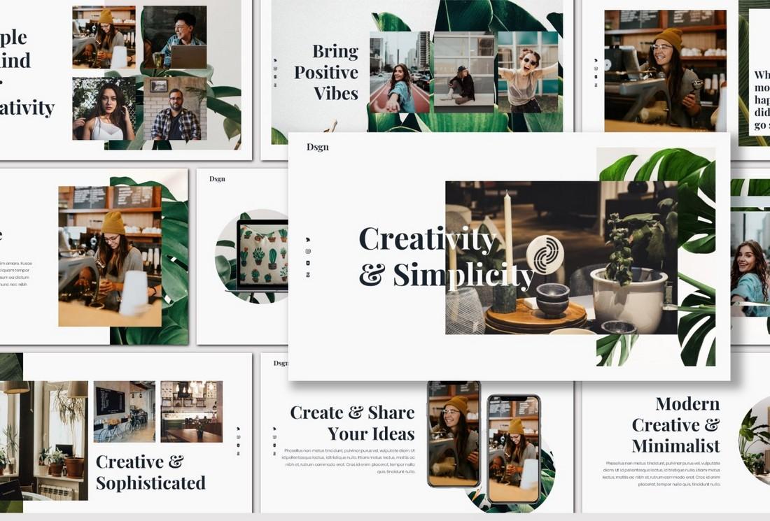 Dsgn-Free-Lookbook-Presentation-Template 50+ Best PowerPoint Templates of 2020 design tips