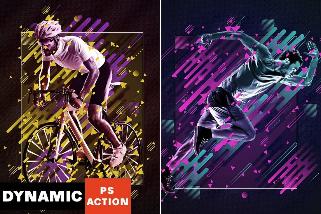 Dynamic-Photography-Effect-Photoshop-Action 50+ Best Photoshop Actions of 2020 design tips  Inspiration|actions|photoshop