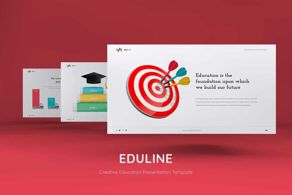 EDULINE - Education & Creative template