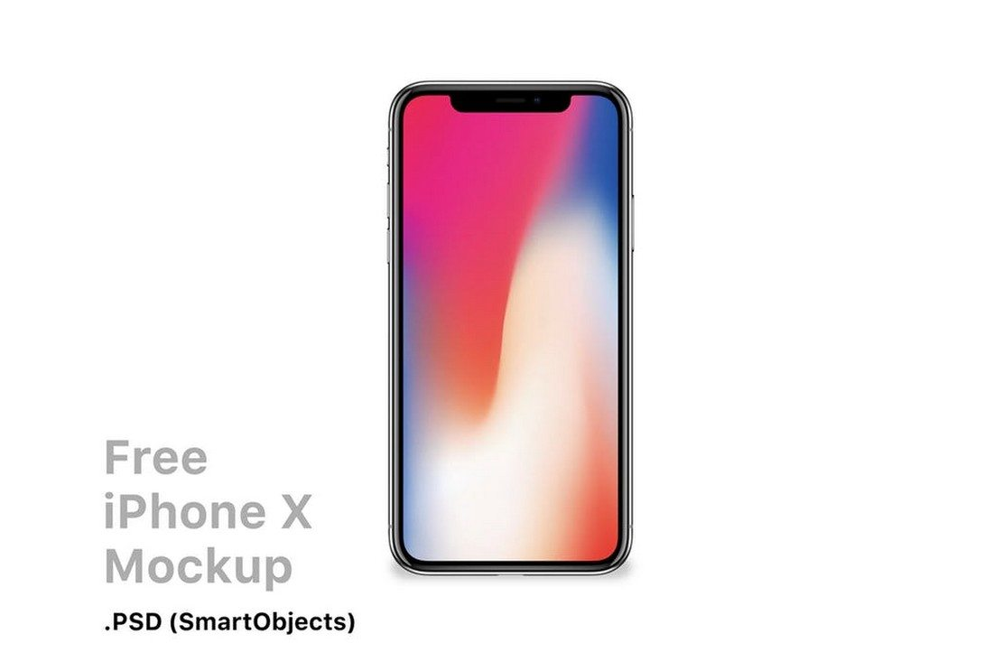Editable-iPhone-X-Mockup 30+ Best iPhone X Mockups (PSD, AI & Sketch) design tips