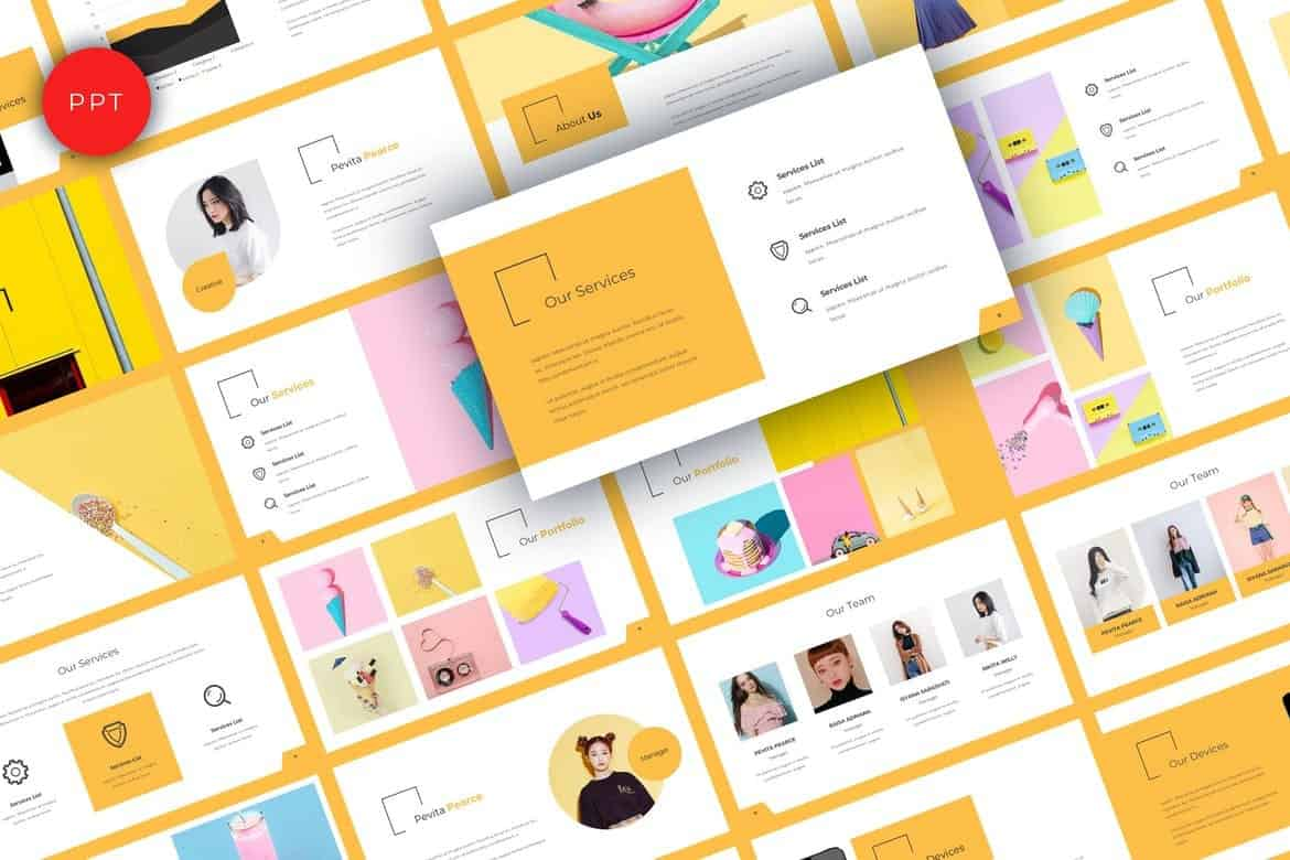 Edway Creative Powerpoint Template