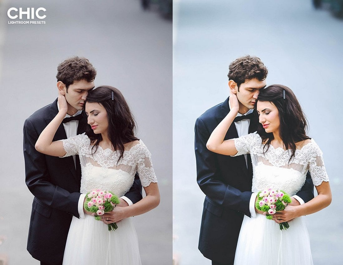 Elegant Wedding - Free Lightroom Preset
