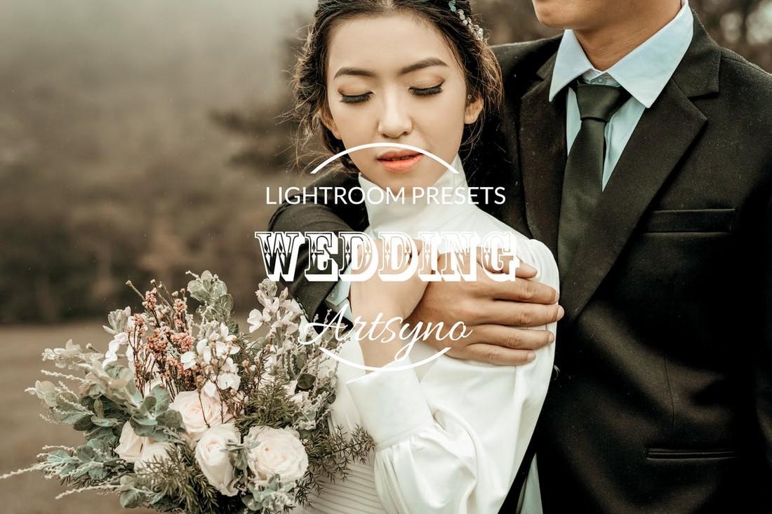 Elegant Wedding Lightroom Presets