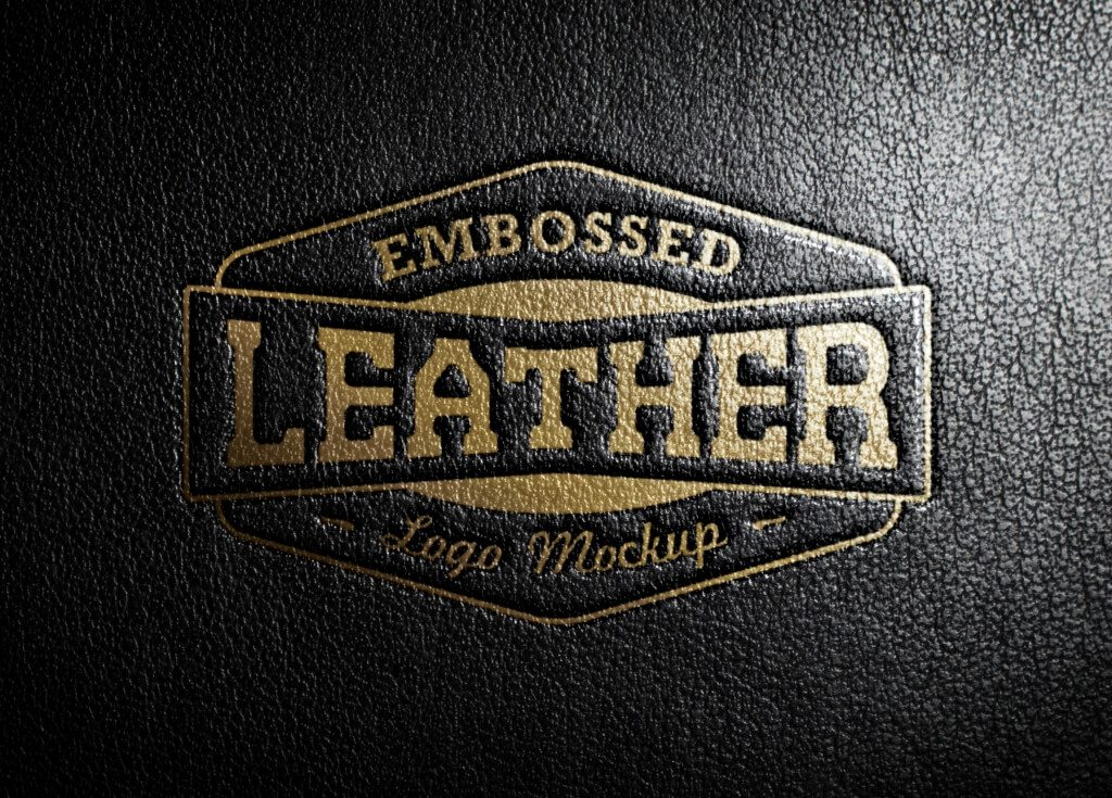Embossed-Leather-Logo-MockUp-full