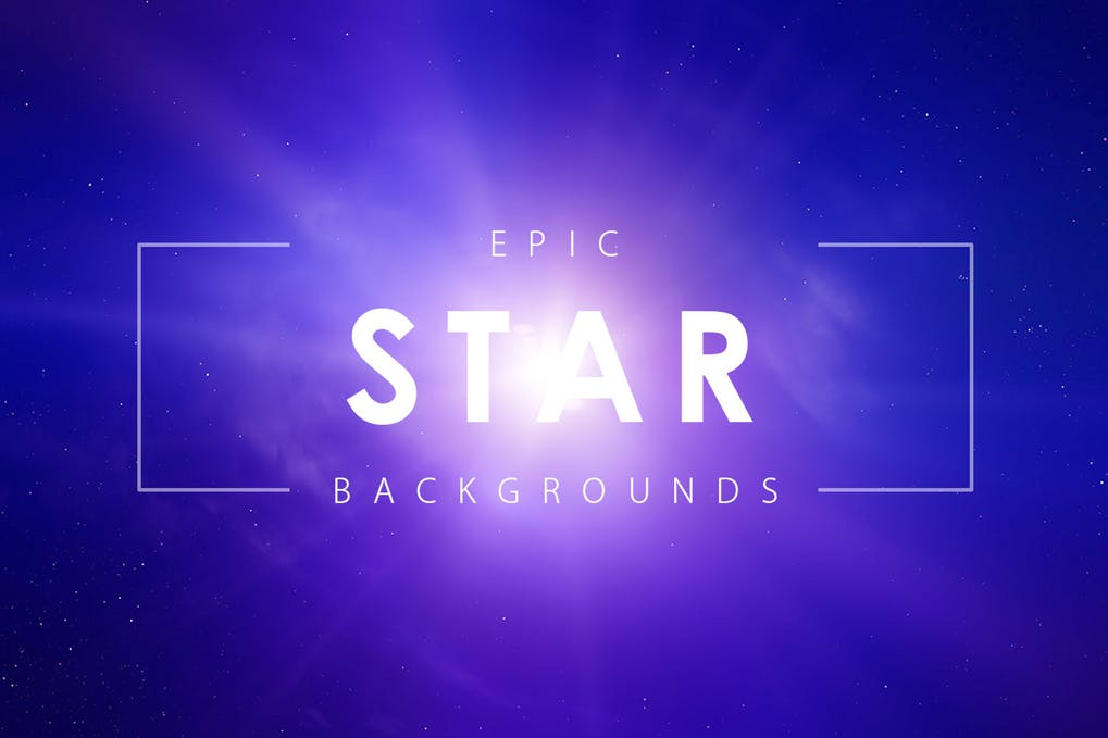 Epic-Star-Backgrounds 35+ Best Space & Galaxy Background Textures design tips