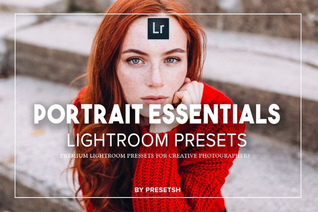 Essential-Portraits-Lightroom-Presets 50+ Best Lightroom Presets for Portraits (Free & Pro) 2020 design tips