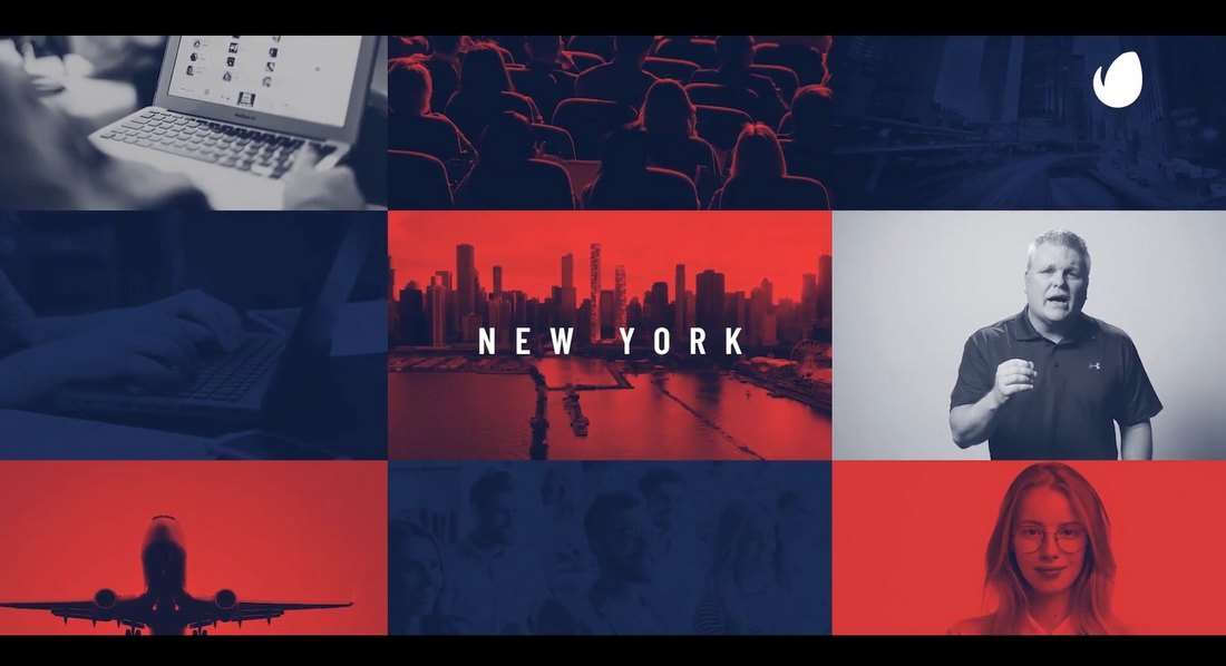 Event Promo Video Template for Premiere Pro