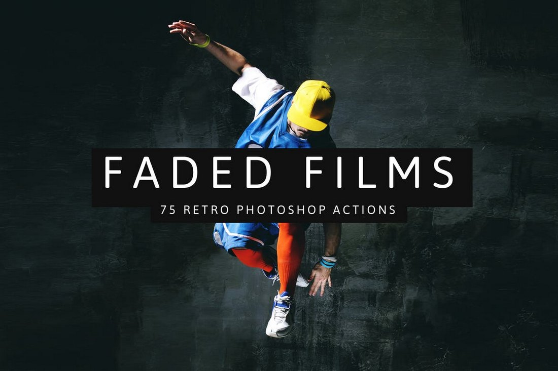 Faded-Films-75-Photoshop-Film-Retro-Effects 20+ Best Instagram Filters for Photoshop design tips