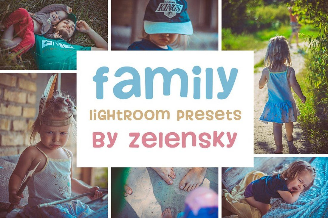 Family-Children-Lightroom-Presets 50+ Best Lightroom Presets of 2020 design tips