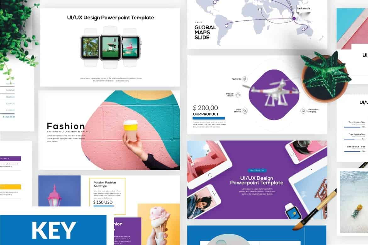 Fashion-Modern-Keynote-Template 50+ Best Keynote Templates of 2021 design tips