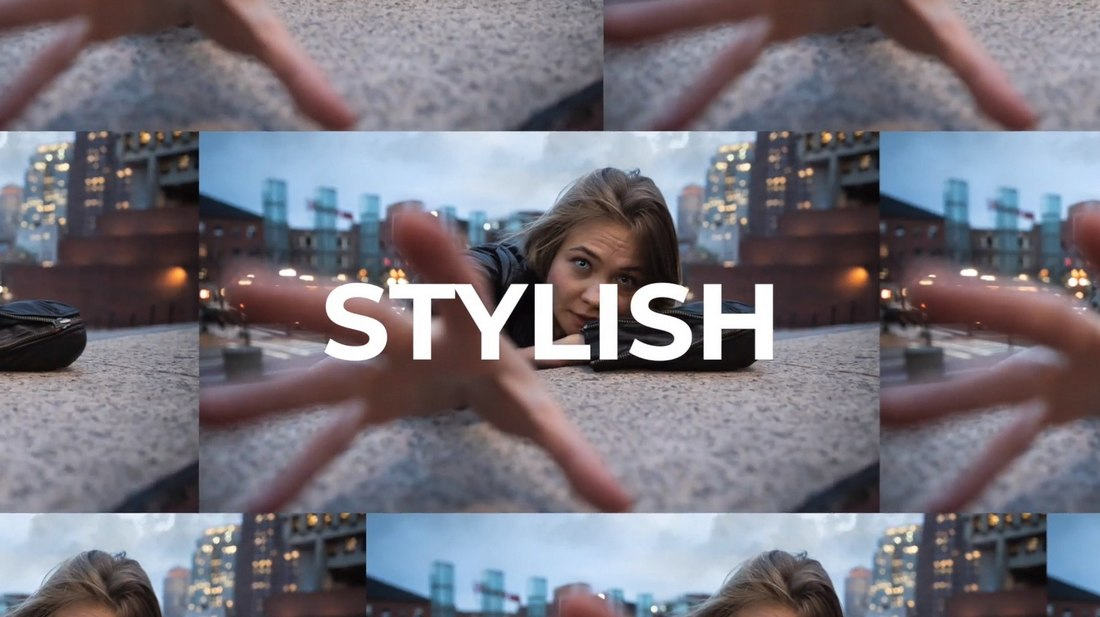 Fast-Dynamic-Slideshow-Template-for-Final-Cut-Pro 22+ Best Final Cut Pro Slideshow Video Templates in 2020 design tips