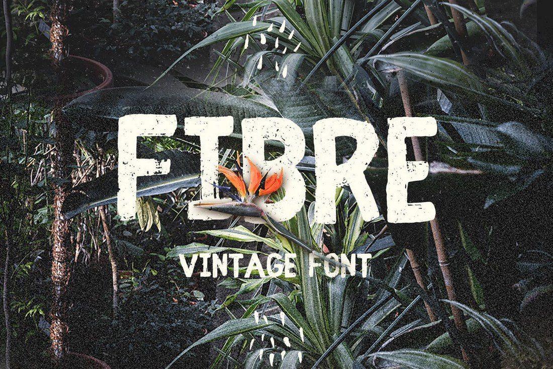 Fibre-Vintage-Font 30+ Best Fonts for Logo Design design tips
