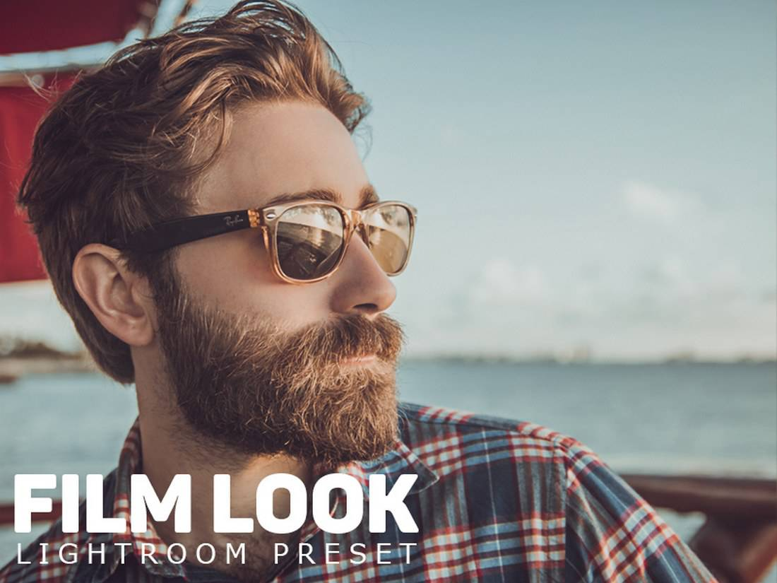 Film Look Free Lightroom Presets