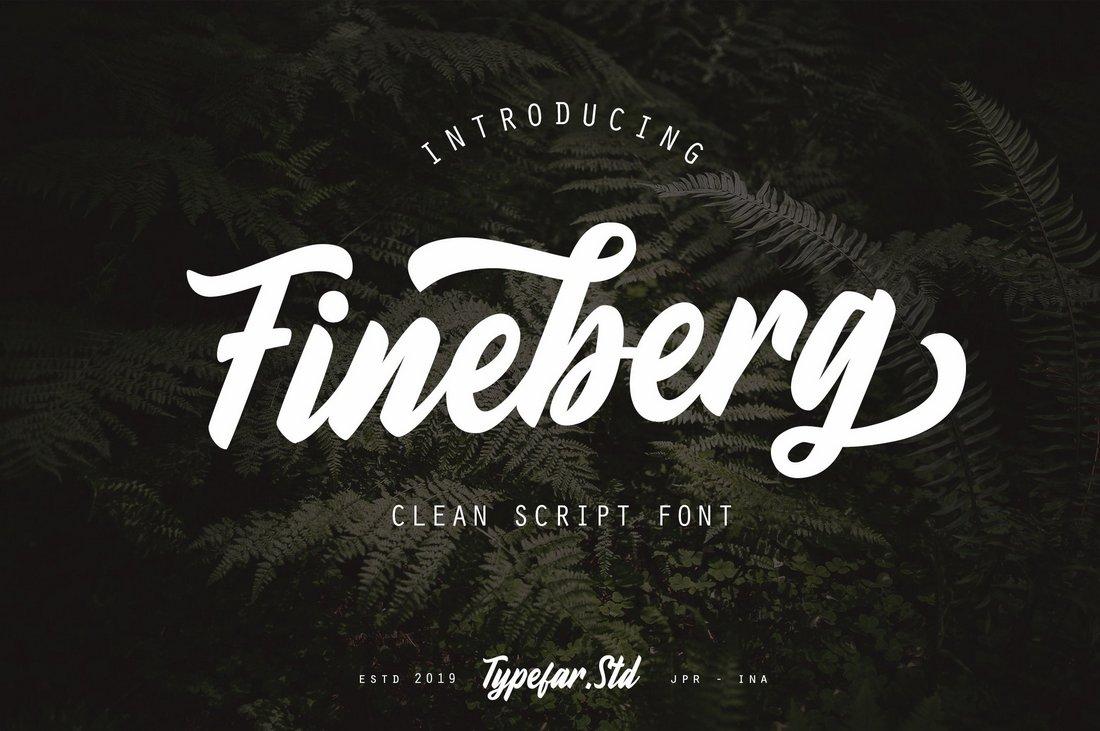 Fineberg - Fuente Clean Script