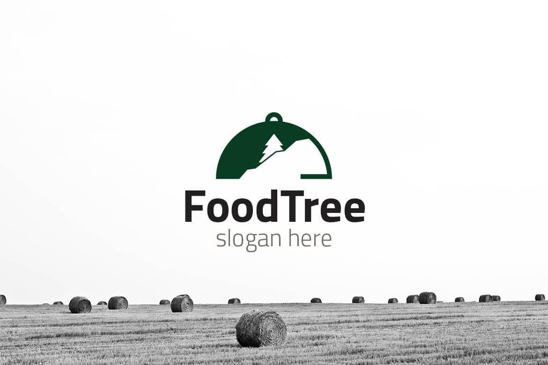 Food-Tree-Logo 50+ Best Minimal Logo Design Templates design tips