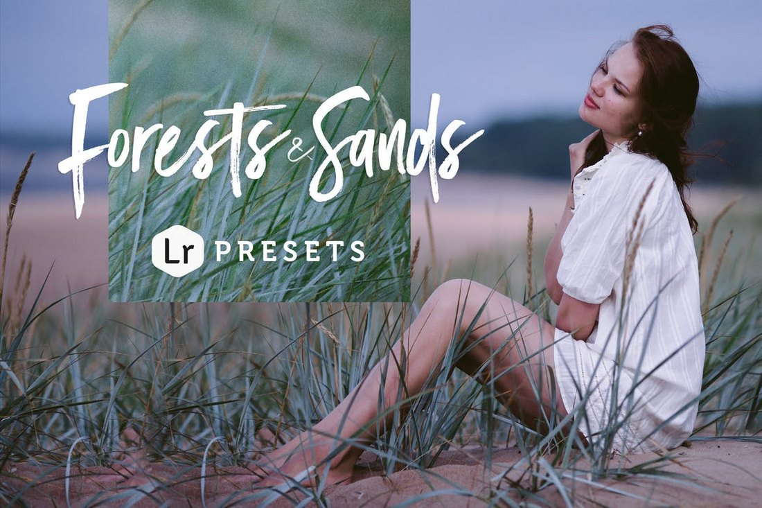 Forests & Sands Lightroom Presets