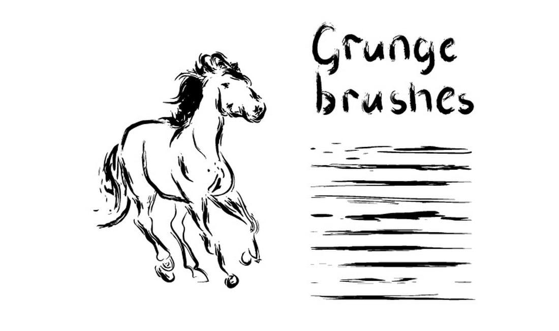 Free-Adobe-Illustrator-Grunge-Brushes 25+ Best Free Adobe Illustrator Brushes 2021 design tips