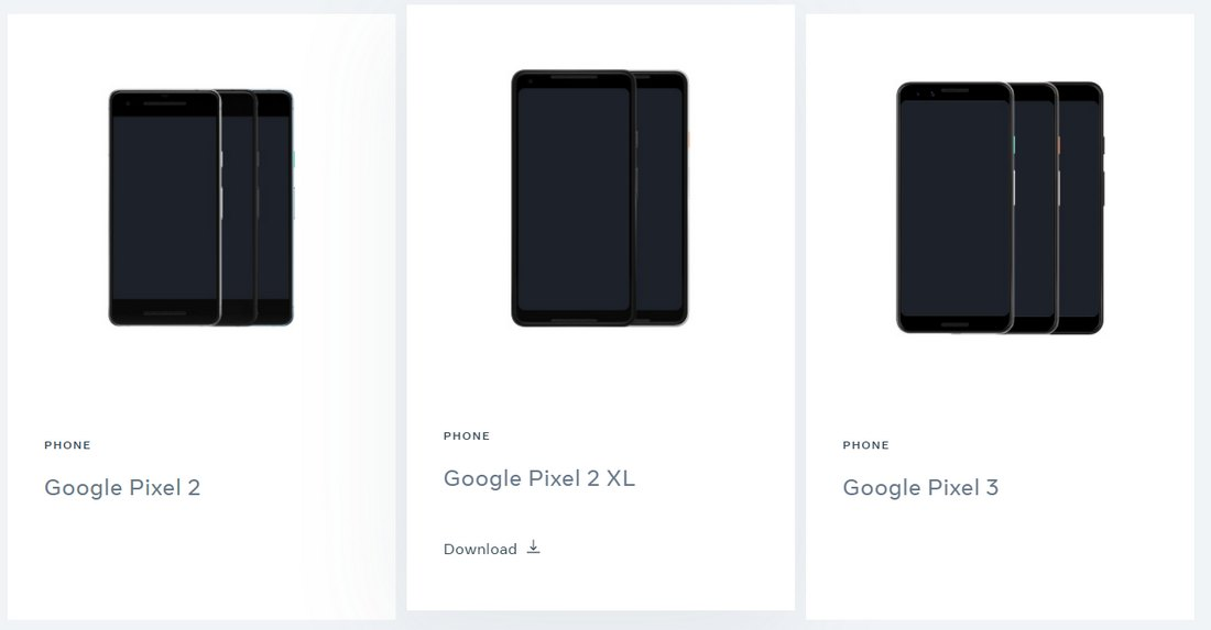 Free Android & iOS Device Mockups