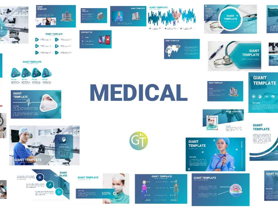 Free-Animated-Medical-PowerPoint-Template 30+ Animated PowerPoint Templates (Free + Premium) design tips