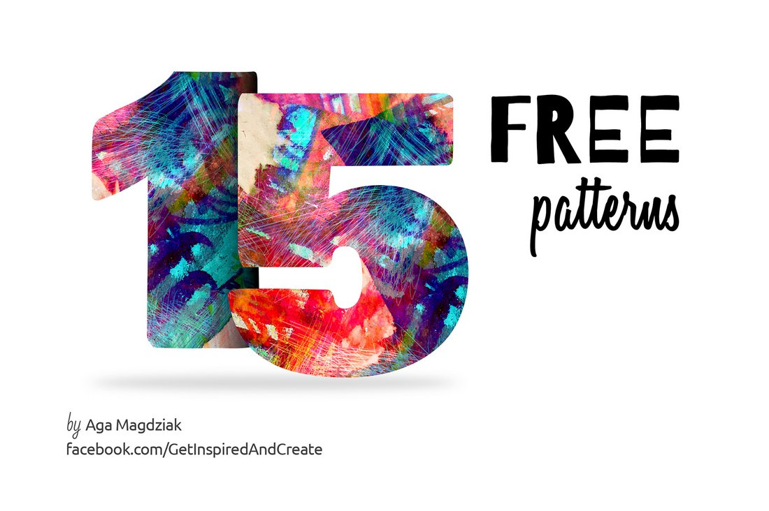 Free Artistic Photoshop Patterns