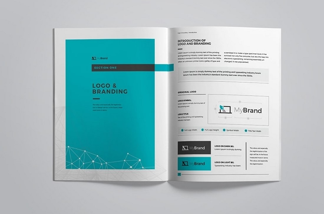 Free-Brand-Identity-Guideline-Template 20+ Best Brand Manual & Style Guide Templates 2020 (Free + Premium) design tips