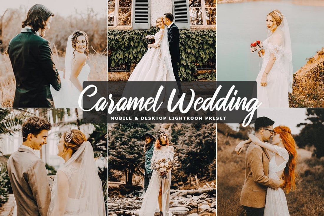 Free-Caramel-Wedding-Mobile-Desktop-Lightroom-Preset 50+ Best Free Lightroom Presets 2020 design tips
