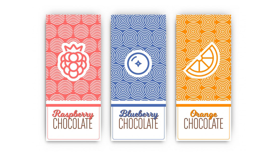 Free Chocolate Packaging Template