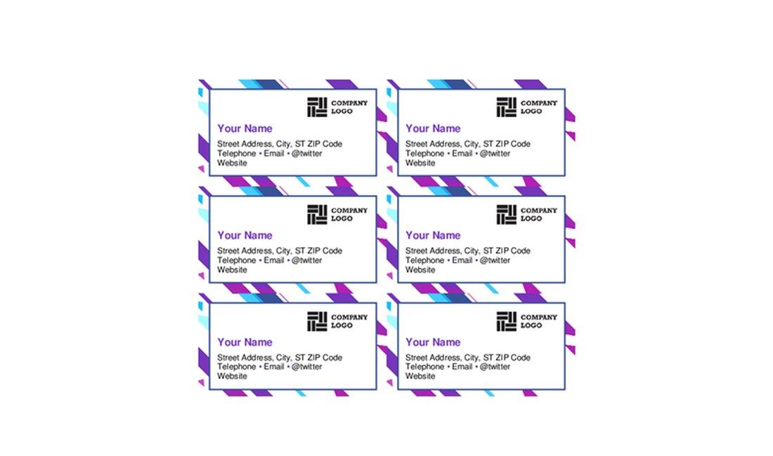 Free-Designer-Business-Card-Template 20+ Business Card Templates for Google Docs (Free & Premium) design tips