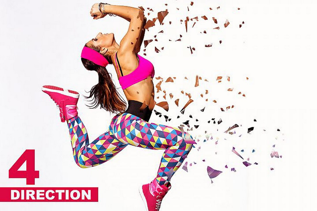 Free-Dispersion-Photoshop-Action 40+ Best Free Photoshop Actions 2020 design tips