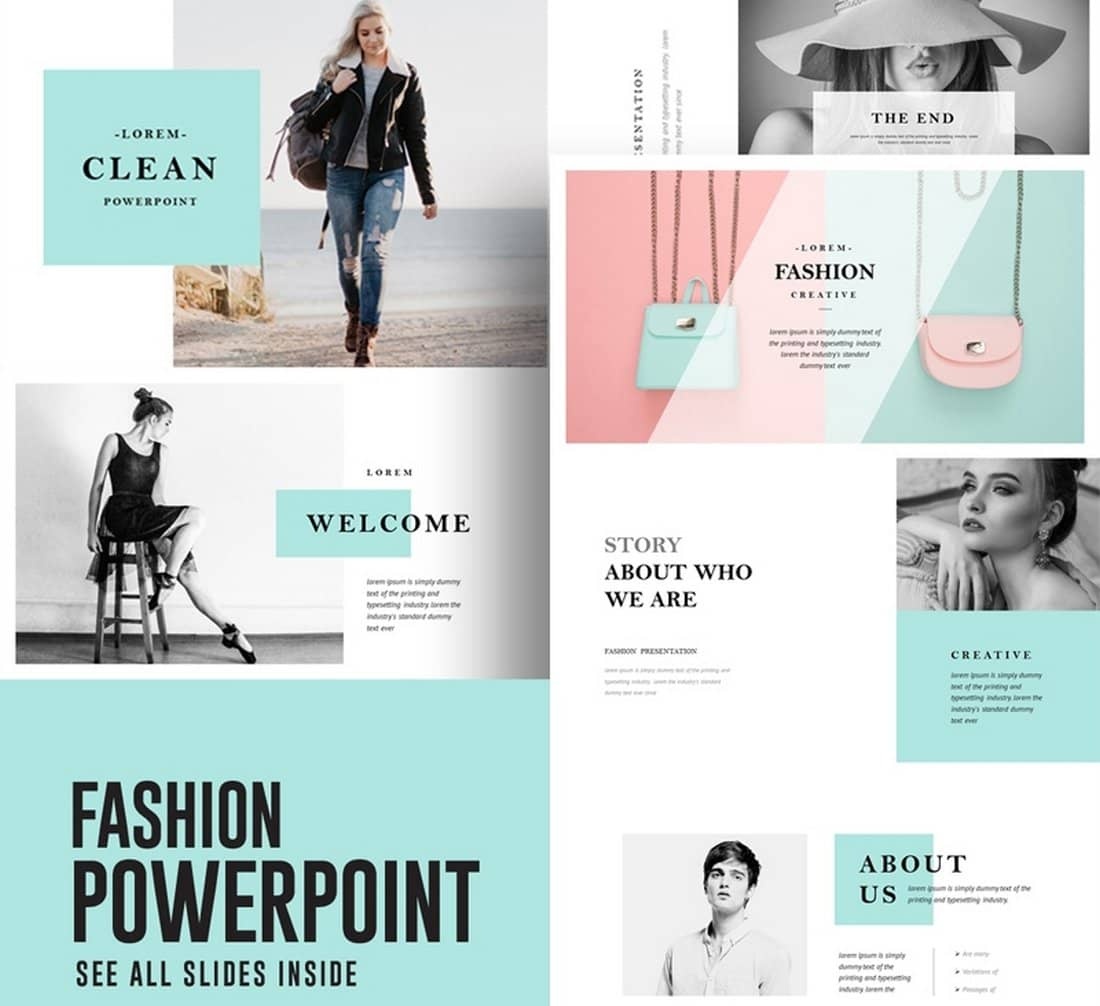 30 Modern Professional Powerpoint Templates Design Shack