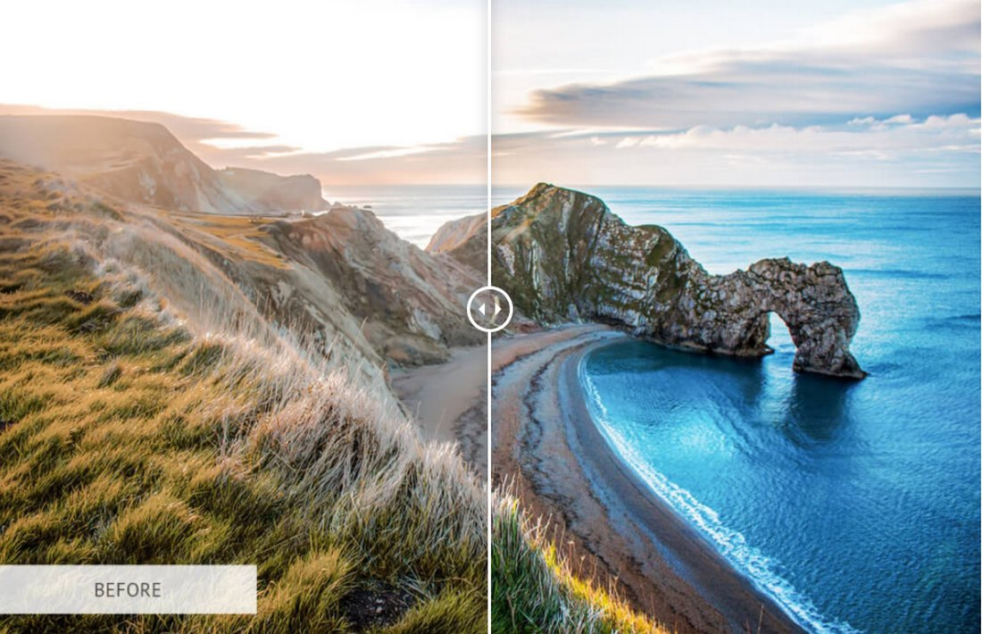 Free HDR Effect Photoshop Actions