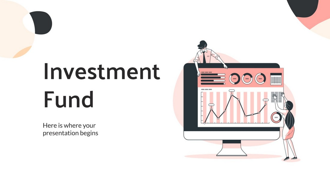 Free-Investment-Fund-Company-Profile 40+ Best Company Profile Templates (Word + PowerPoint) design tips