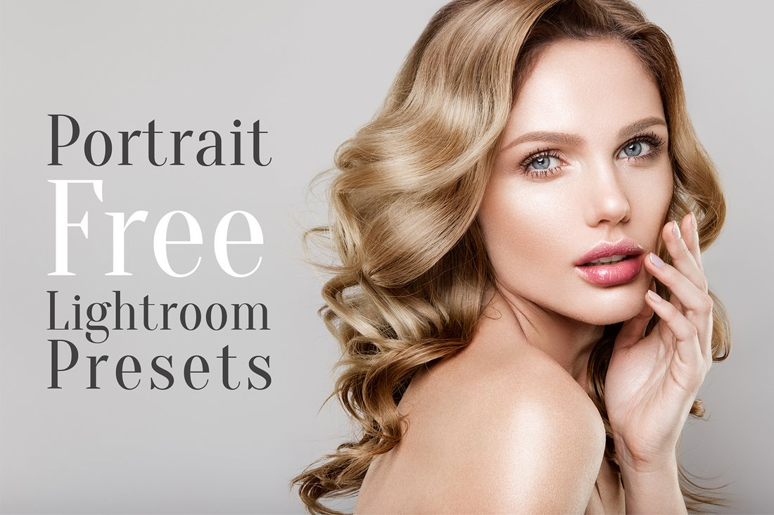 Free-Lightroom-Presets-for-Portraits-2 50+ Best Lightroom Presets for Portraits (Free & Pro) 2020 design tips