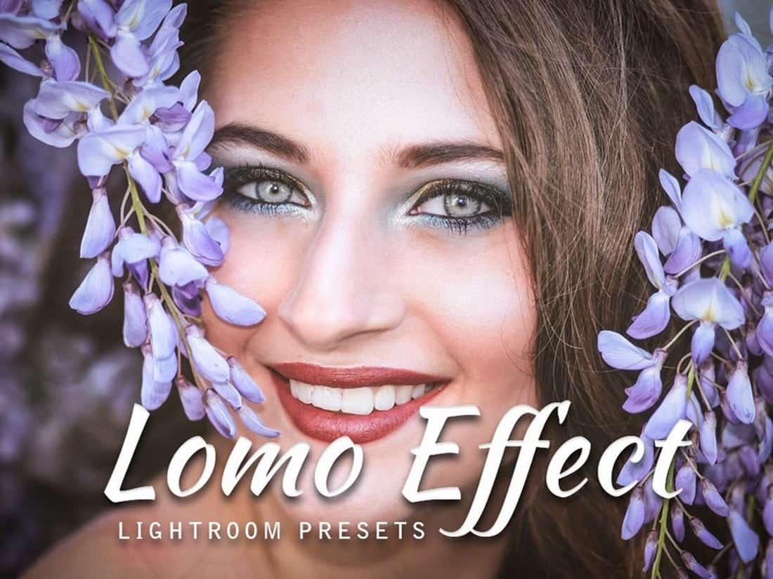 Free Lomo Effect Lightroom Presets