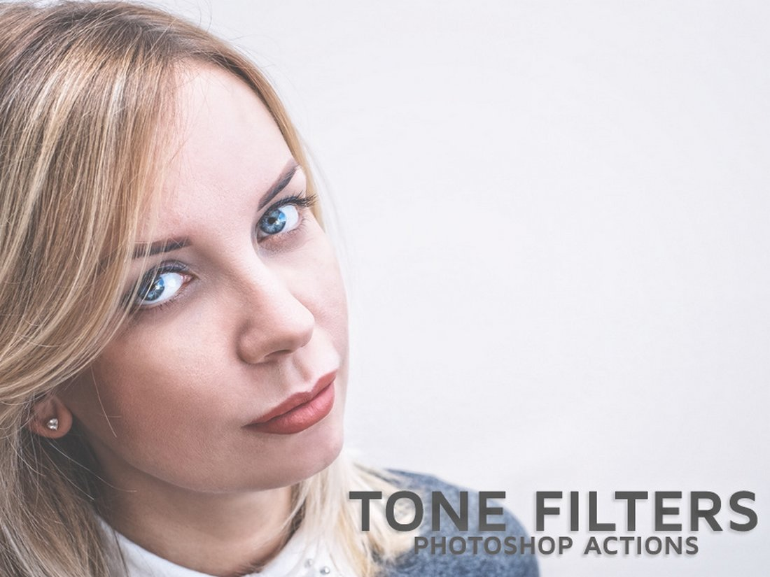 Free Matte Tone Filter Photoshop Actions